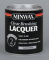 MINWAX CO INC 15510 QT SATIN BRUSH LACQUER
