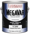 Lenmar MegaVar Vinyl Conversion Sealer (1C 5300)1 Gallon