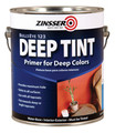Zinsser Bulls Eye 1-2-3  Deep Tint  Primer-Sealer 1 Gallon