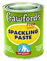 CRAWFORD PRODUCTS CO 31901 GAL CRAWFORD SPACKLING