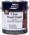 DEFT Clear Wood Finish Brushing Lacquer GLOSS/ 1 Quart