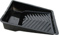 Encore 75 Black Plastic Deepwell Tray Liner Fits #45 Plastic Tray