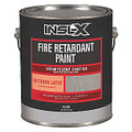 Insl-X Latex Flat Fire Retardant Paint (1 gal)