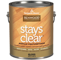 Benjamin Moore Stays Clear High Gloss 1 Quart