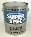 Benjamin Moore Super Spec HP® D.T.M. Alkyd Low Lustre (1 gal)