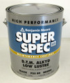 Benjamin Moore Super Spec HP® D.T.M. Alkyd Low Lustre (1 quart)