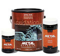 MODERN MASTERS Metal Effects Reactive Paint  -  Iron   1 Gal