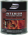 DEFT Interior Polyurethane Clear Semi-Gloss /  Gallon