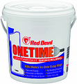 Red Devil ONETIME Lightweight Spackling 1 Gal.