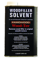 FAMOWOOD Wood Filler Solvent \ Quart