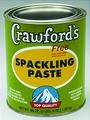 Crawfords Spackling Paste  QT