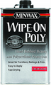MINWAX 60900 QT GLOSS WIPE-ON POLY