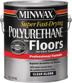 MINWAX 13025 1G SUPER FAST DRY FLOOR POLY SATIN 350 VOC