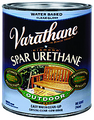 VARATHANE 250231 1G SATIN CRYSTAL CLEAR DIAMOND WATER BASED OUTDOOR SPAR URETHANE