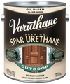 VARATHANE 9241H QT GLOSS CLASSIC CLEAR OIL BASED OUTDOOR SPAR URETHANE