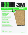 3M 9&quot; X 11&quot; 60D GRIT ALOX PRO PAK PK 1/25