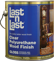 ABSOLUTE 50004 1 Quart GLOSS LAST N LAST POLYURETHANE WOOD FINISH