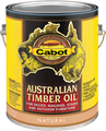 CABOT 19400 QUART NATURAL AUSTRALIAN TIMBER OIL WOOD FINISH