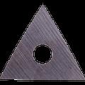 """BAHCO 449 1"""" Carbide Triangle Blade"""