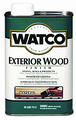 WATCO 67741 Quart Natural Exterior Oil