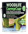 ZINSSER 01901 1G  Woodlife Coppercoat Green Wood Preservative