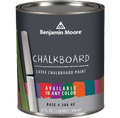 Benjamin Moore Chalkboard Paint (1 Quart)