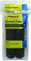 """Whizz 6"""" black foam roller 2pk"""