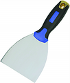   warner  4&quot; pg2 broad knife w/ flex hammer cap