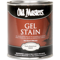 OLD MASTERS 81401 1G Spanish Oak Gel Stain 550 VOC
