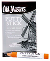 OLD MASTERS 32404 Med Brown Putty Stick