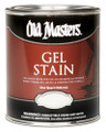 OLD MASTERS 81104- QT Dark Mahogany Gel Stain