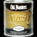 OLD MASTERS 12004 QT Dark Walnut Wiping Stain 240 VOC