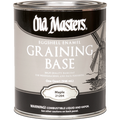 OLD MASTERS 21204 QT Maple Graining Base