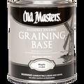 OLD MASTERS 20304 QT Walnut Graining Base