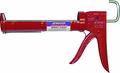 NEWBORN 1/10  Red Drip Free Ratchet Caulker with Spring Clip