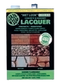 GLAZE 'N' SEAL 1QT Wet Look Green Concrete and Masonry Laquer