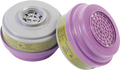 SPERIAN PROTECTION Gray/Pink Multi-Purpose Replacement Cartridge and Filters
