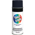 10OZ SEMI GLOSS BLACK TOUCH N TONE SPRAY