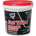 DAP LIGHTWEIGHT INTERIOR/EXTERIOR FAST N FINAL SPACKLING (1 PT)