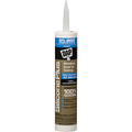 DAP  10.3OZ CLEAR SILICONE PLUS WINDOW AND DOOR SEALANT