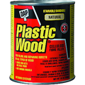 DAP  16OZ NATURAL SOLVENT BASED PLASTIC WOOD