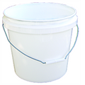ENCORE  3.5G WHITE 70MIL PAIL WITH HANDLE
