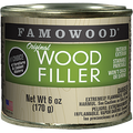 FAMOWOOD  .25PT WALNUT WOOD FILLER