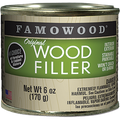 FAMOWOOD  .25PT ASH WOOD FILLER