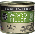 FAMOWOOD  .25PT BIRCH WOOD FILLER