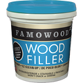 FAMOWOOD  .25PT CHERRY DARK MAHOGANY SOLVENT FREE WOOD FILLER