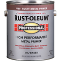 RUSTOLEUM 1G FLAT RUSTY PROFESSIONAL HIGH PERFORMANCE METAL PRIMER
