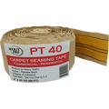 "MERIT PRO  4"" X 22YD AMBER MEDIUM TO HEAVY COMMERCIAL CARPET SEAMING TAPE"
