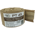 "MERIT PRO  4"" X 22YD WHITE MEDIUM TO HEAVY COMMERCIAL CARPET SEAMING TAPE W/ VANILLA SCENT"