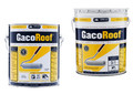 GACO Silicone Roof Coating Gray 5 Gallon Pail